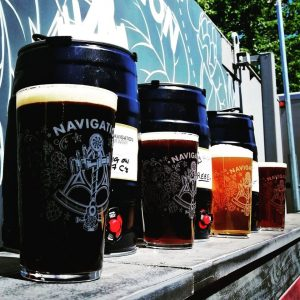 Navigation Brewery Beers and Ales